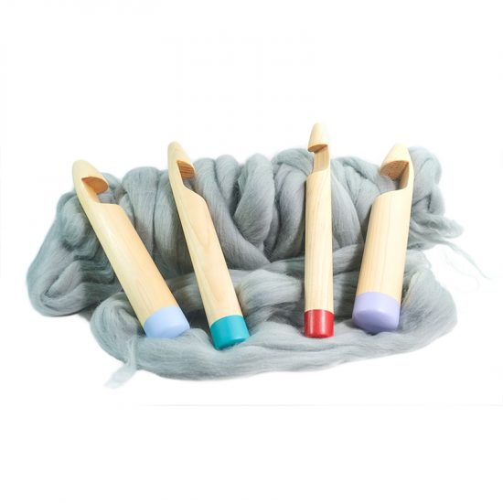 Jumbo Colour Crochet Hooks