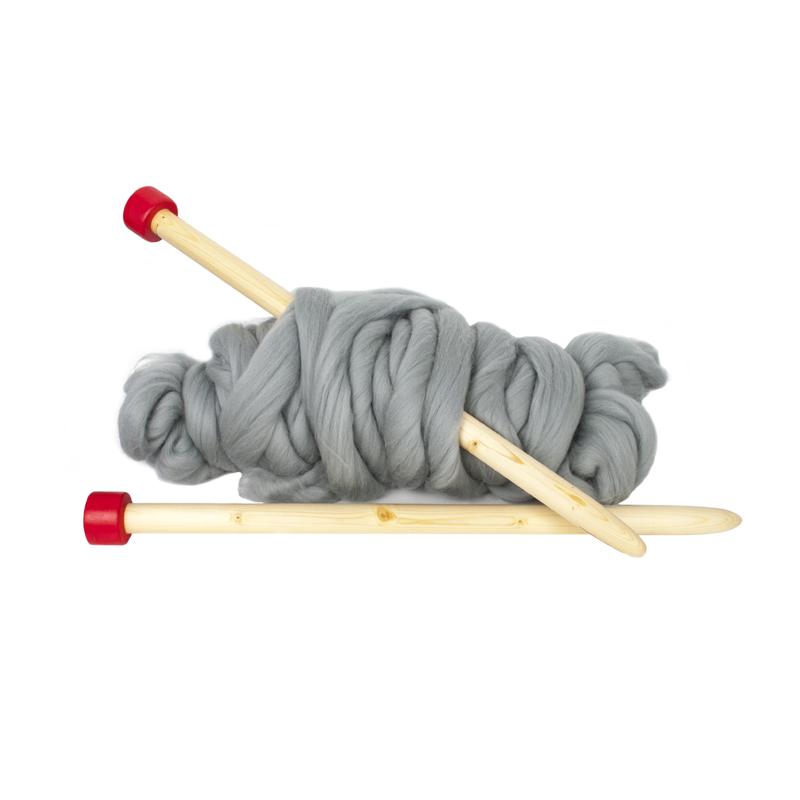 Jumbo Knitting Needles